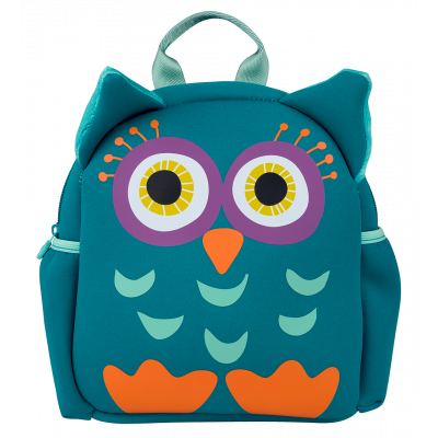 Kids' Backpack- NEO Owl