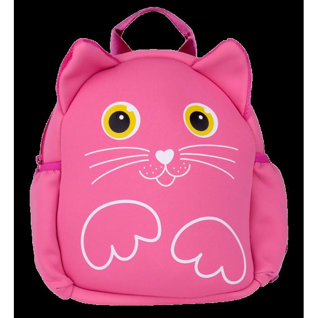 Kid S Backpack Neo Cat Pink Pylones