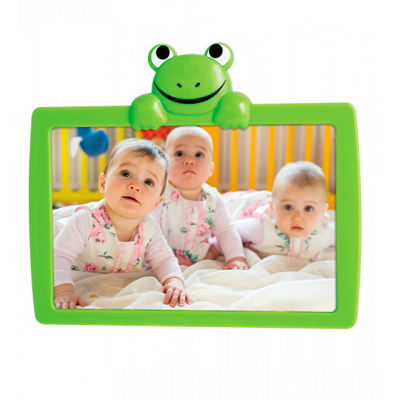 Cadre photo - Ani Frame Grenouille
