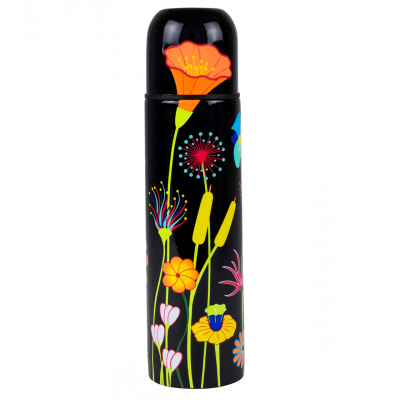 Thermoskanne - Mini Keep Cool Jardin fleuri