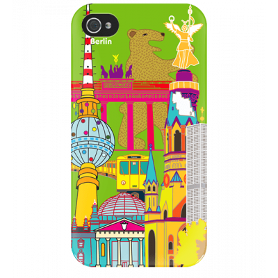 I Cover 4 - Cover per iPhone 4/4S Berlin