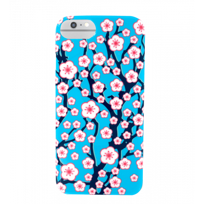 Coque pour iPhone 6/6S/7 - I Cover 6/7 Cerisier