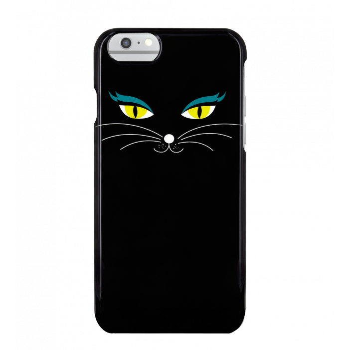 case for iphone 6 6s 7 i cover 6 7 black cat pylonesCovers For Iphone 7 Iphone 7 With Case Phone Cases For 7 Icover Cases Fashion #13