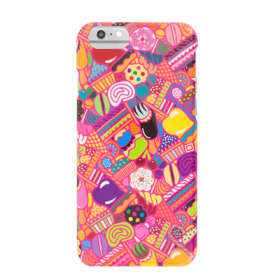 Coque pour iPhone 6/6S/7 - I Cover 6/7 Candy