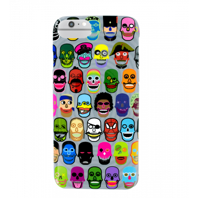 Coque pour iPhone 6/6S/7 - I Cover 6/7 Skull 3
