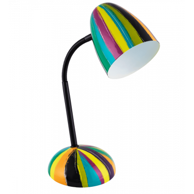 Desk lamp - Globe Trotter Paint