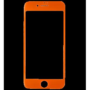 Glas Schutzfolie für iPhone 6/7 - I Protect Orange