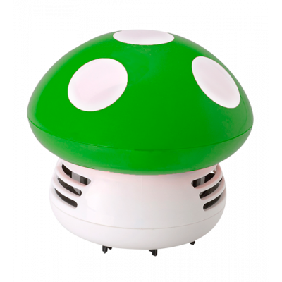 Aspimiette - Tabletop vacuum cleaner Green
