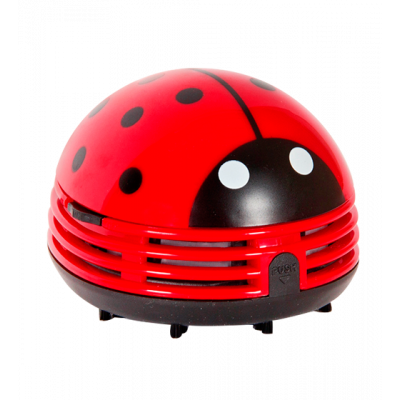 Aspirateur de table - Aspimiette Coccinelle