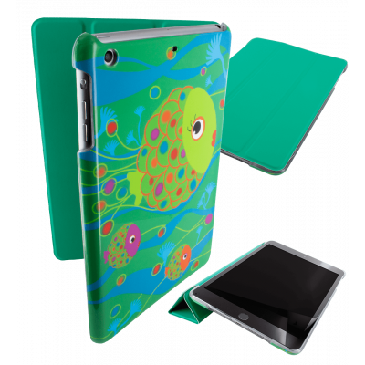 Case for iPad mini 2 and 3 - I Smart Cover Fish