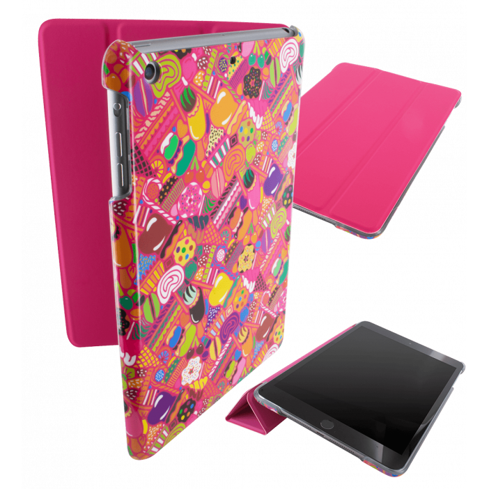 size 40 54b72 002bb Case for iPad mini 2 and 3 - I Smart Cover Candy