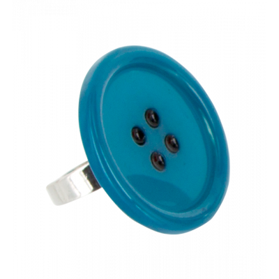 Ring - Boutons Blue
