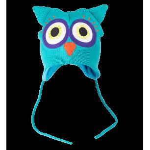 Kids Beanie - NEO Owl