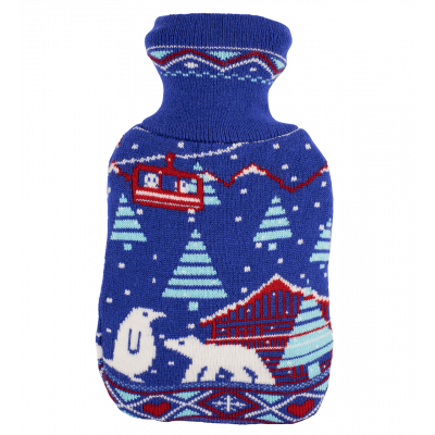 Hot water bottle - Tric'hot Point de froid