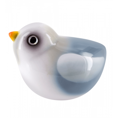 Magnetic bird for paperclips - Piu Piu Mouette
