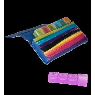 Boîte à pilules - Weekpill Paint