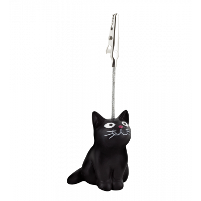Porte-photo - Zoome clip Chat