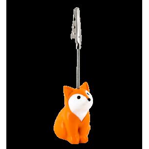 Fotohalter - Zoome clip Fuchs