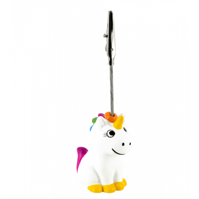 Porte-photo - Zoome clip Licorne