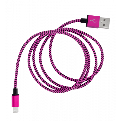 iPhone Cable - Vintage Pink