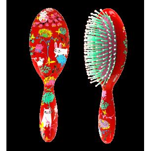 Grande Brosse à cheveux - Ladypop Large Cache Cache