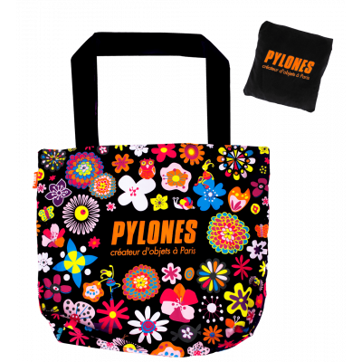 Shopping bag - Pylones Shopping Black