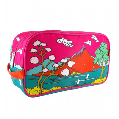 Trousse de toilette - Tidy Estampe
