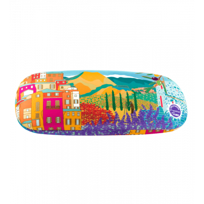 Hard glasses case - Beau Regard Provence