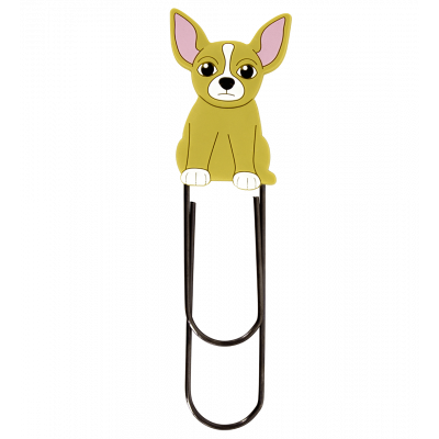 Large bookmark - Ani-bigmark Chihuahua
