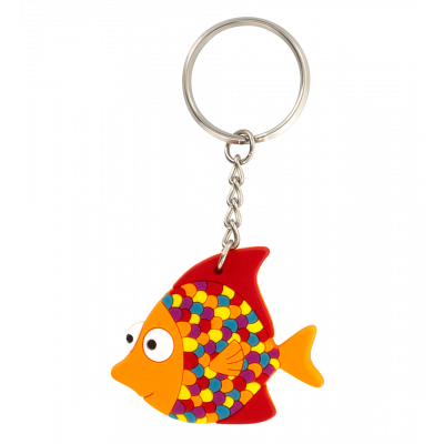 Porte-clés - Ani-keyri Tropical Fish