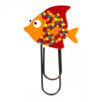 Small bookmark - Ani-smallmark Tropical Fish