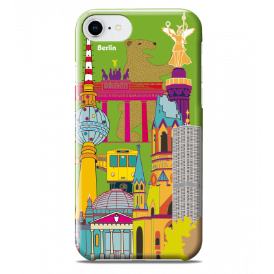 Coque pour iPhone 6S/7/8 - I Cover 6S/7/8 Berlin