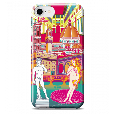 Coque pour iPhone 6S/7/8 - I Cover 6S/7/8 Florence