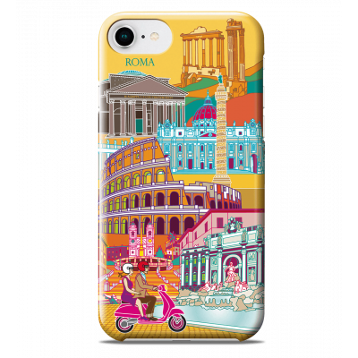 Coque pour iPhone 6S/7/8 - I Cover 6S/7/8 Rome