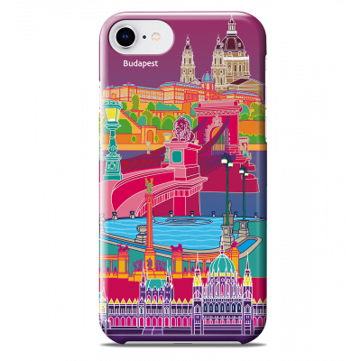 Case for iPhone 6S/7/8 - I Cover 6S/7/8 Budapest