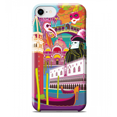 Coque pour iPhone 6S/7/8 - I Cover 6S/7/8 Venise