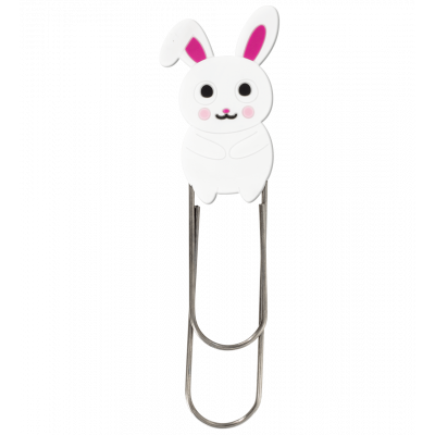 Large bookmark - Ani-bigmark Rabbit