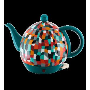 Electric kettle with English plug - Byzance Accordeon
