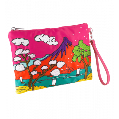 Hand pouch - Brody - Pochette Party Estampe