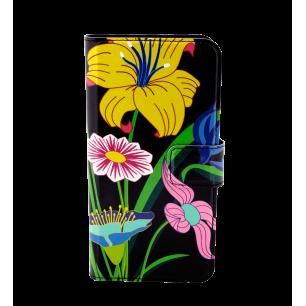 Klappdeckel für iPhone 6, 6S, 7 - Iwallet2 Ikebana