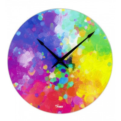 Clock - Monet Time Palette