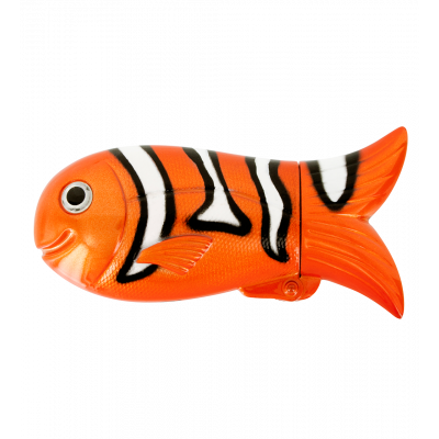 Etui poisson - Fish Case Poisson-clown