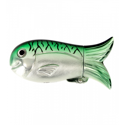 Etui poisson - Fish Case Maquereau