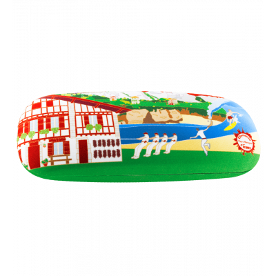 Hard glasses case - Beau Regard Pays Basque