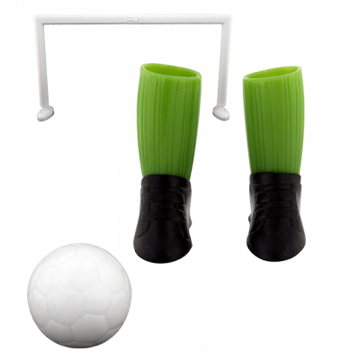 Finger Football Game Green
