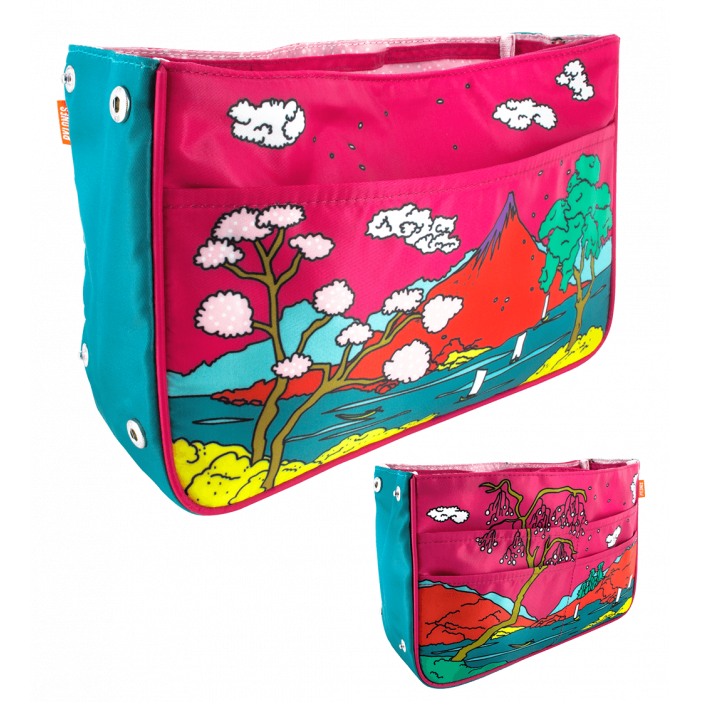 nuovi stili 0201a a6e8d Organizer da borsetta - Bag in Bag - Pylones