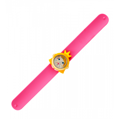 Montre slap - Funny Time Princesse