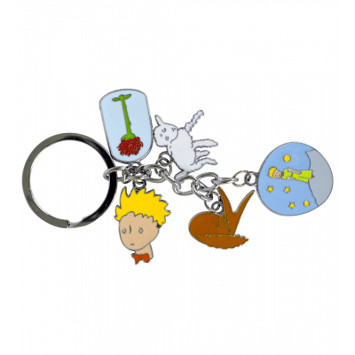 Charms 2 - Keyring The Little Prince