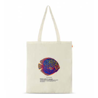 Tote Bag - Sac Octopus Fish