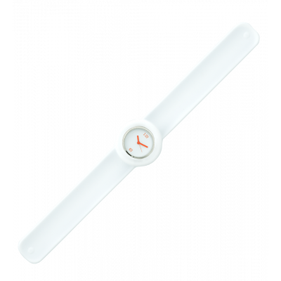 Slap watch - Time White